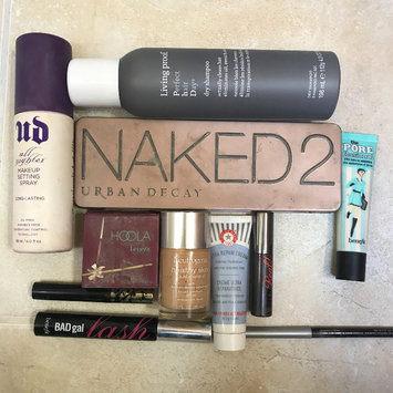 Urban Decay Chill Cooling and Hydrating Makeup Setting Spray uploaded by Michelle K.