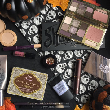 Too Faced Natural Eyes Shadow Collection uploaded by Ann R.
