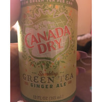 Canada Dry Green Tea Ginger Ale uploaded by Marie L.