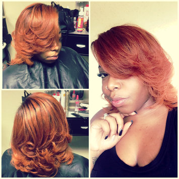 Photo uploaded to #NewYearNewHair by Queenie A.