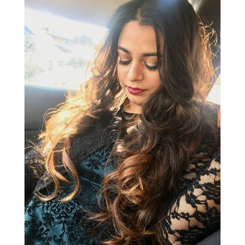 Photo uploaded to #NewYearNewHair by Sehrish H.