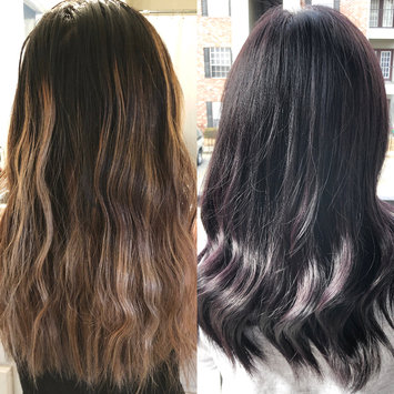 Photo uploaded to #NewYearNewHair by Leslie N.