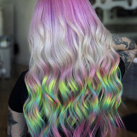 Pravana ChromaSilk Neons uploaded by Lindsay D.