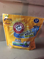 ARM & HAMMER™ plus OxiClean™ 3-IN-1 Power Paks uploaded by Cristina G.