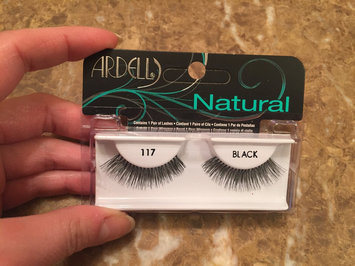 Photo of Ardell® 117 Lashes uploaded by Cristina G.