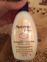 Aveeno® Baby Soothing Relief Creamy Wash uploaded by Cristina G.