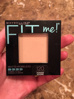 Maybelline Fit Me! Set + Smooth Powder uploaded by Cristina G.