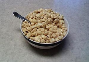 Photo of Kellogg's Corn Pops Cereal uploaded by Lupita P.