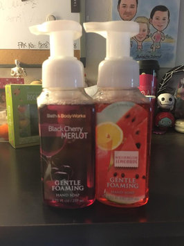 Photo of Bath & Body Works Bath and Body Works Black Cherry Merlot Gentle Foaming Hand Soap 8.75oz. Pack of 2 uploaded by Alisa O.