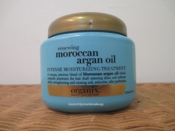 Organix Renewing Moroccan Argan Oil uploaded by Yohanna G.