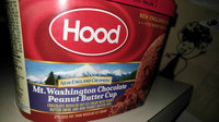 Hood New England Creamery Mt. Washington Chocolate Peanut Butter Cup Ice Cream uploaded by Alaina F.