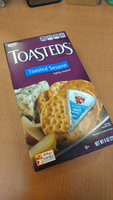 Keebler Toasteds Sesame Crackers uploaded by Sahra G.