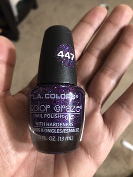 Photo of L.A. Colors Color Craze Nail Polish uploaded by Christen T.