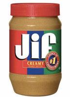 Jif Creamy Peanut Butter Spread uploaded by Leanne T.