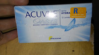 Acuvue Oasys Contact Lenses uploaded by Shauna C.