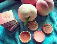 Too Faced Peach Lip Balm uploaded by Tamara J.