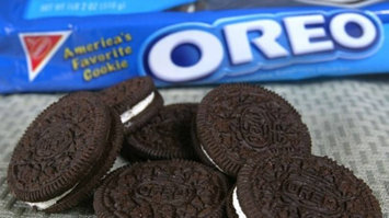 Oreo Chocolate Sandwich Cookies uploaded by Wanessa L.