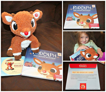 Photo of Hallmark Rudolph Interactive Story Buddy Set uploaded by Bernadette C.