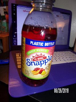 Photo of Snapple Fruit Punch Juice uploaded by Shauna C.