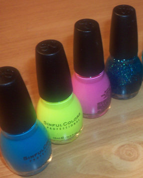 SinfulColors Professional Nail Color uploaded by Genedra T.