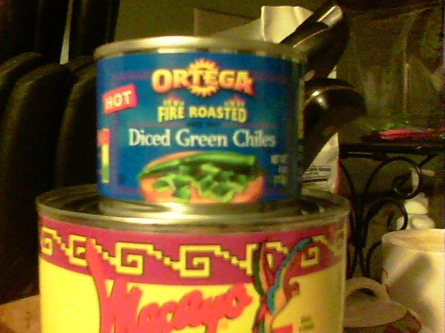 Ortega Original Fire Roasted Diced Green Chiles uploaded by Mary K.
