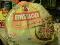 Mission® White Corn Tortillas uploaded by Mary K.