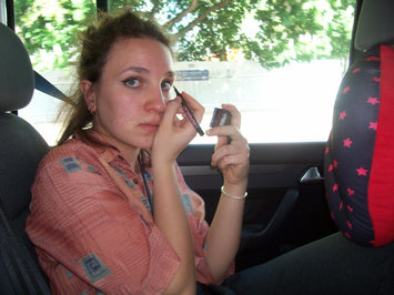 Photo of Soap & Glory Supercat Carbon Black Extreme Eyeliner Pen uploaded by Elena W.