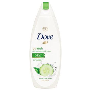 Photo of Dove Go Fresh Cool Moisture Cucumber & Green Tea Body Wash uploaded by Rose E.