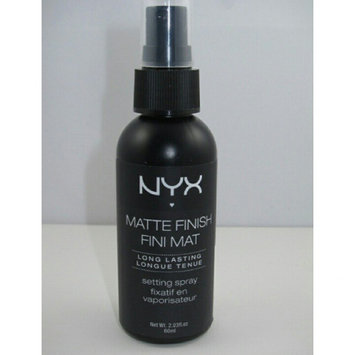 NYX Cosmetics Makeup Setting Spray - Matte Finish uploaded by Beatriz G.