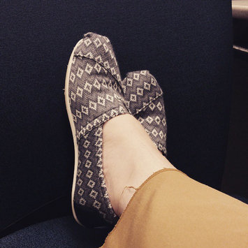 Photo of Toms Shoes uploaded by Kimberly B.