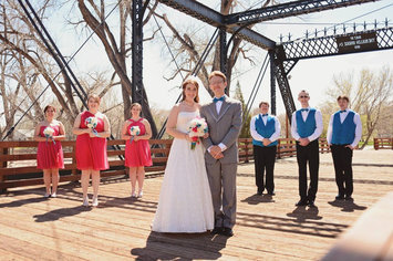 Photo of David's Bridal uploaded by Shannon L.