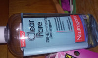 Neutrogena Clear Pore Oil-Controlling Astringent uploaded by Jade S.