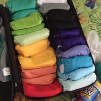 Lalabye Baby 5 Reusable Cloth Diaper Set - Gender Neutral (Gender Neutral) uploaded by Kristen M.