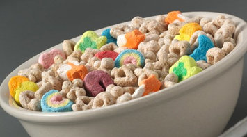 Lucky Charms Cereal uploaded by Maya S.