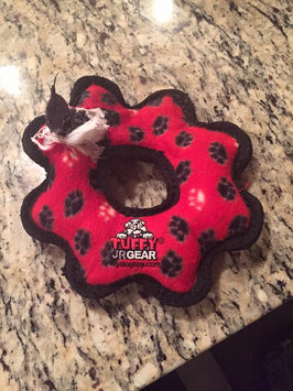 Photo of VIP Products T-JR-R-RP Junior Ring Red Paw uploaded by Meaghan G.