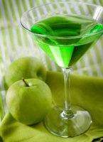Dekuyper Pucker Sour Apple Schnapps uploaded by John P.