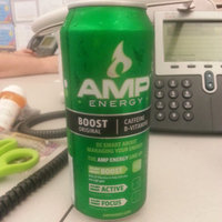 AMP® Energy Boost Original 16 fl. oz. Can uploaded by Kimberly B.