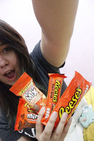 Reese's Pieces Peanut Butter Cup uploaded by Yadira M.
