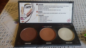 City Color Cosmetics Contour Effects Palette uploaded by Analleli L.
