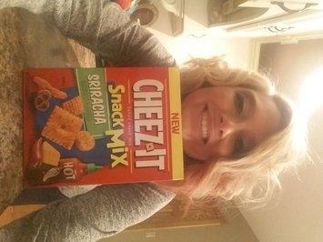 Cheez-It® Sriracha Baked Snack Mix 8 oz. Box uploaded by Bobbi W.