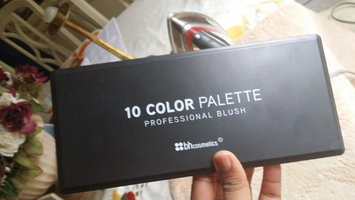 Photo of BH Cosmetics 10 Color Professional Blush Palette uploaded by jessica j.