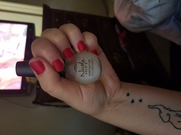 Photo of Nicole Miller Nicole by OPI Matte Top Coat uploaded by Bridget D.