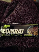 Muscle Pharm Combat Crunch Chocolate Chip Cookie Dough uploaded by Allie B.