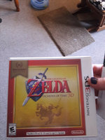 Legend Of Zelda: Ocarina Of Time 3D Nintendo 3DS uploaded by Saira G.