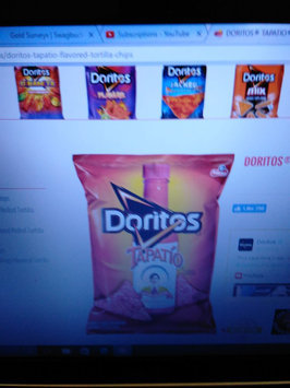 Doritos® Tapatio® Flavored Tortilla Chips uploaded by J K.
