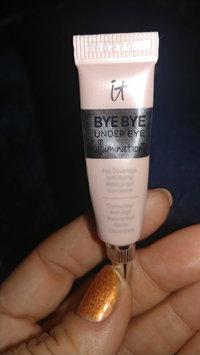 IT Cosmetics Bye Bye Under Eye Illumination Full Coverage Anti-Aging Waterproof Concealer uploaded by Monica J.