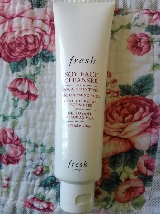 Fresh Soy Face Cleanser uploaded by Jessica E.
