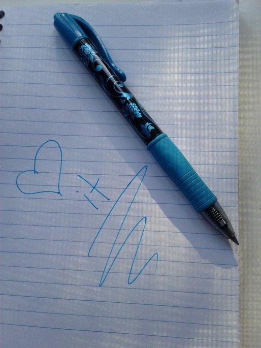 Pilot G2 Gel Roller Pen, Black (2 pack) uploaded by Margarita M.