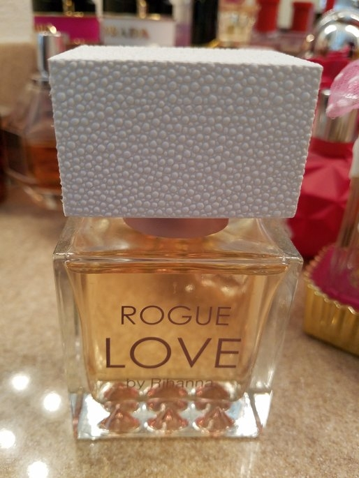 Rihanna ROGUE LOVE by Rihanna Eau de Parfum 75ml uploaded by Karen D.