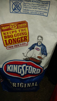 Photo of Kingsford Charcoal Briquettes Original (31182) uploaded by Melissa G.